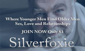 Silverfoxie for Older & Younger Men